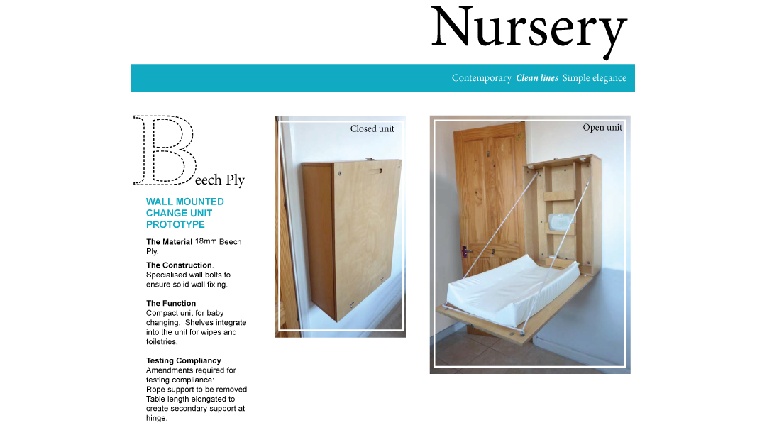 Portfolio_Nursery-beech-ply-furniture-changing-table